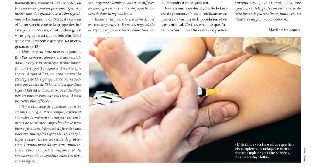 Article Journal du Médecin